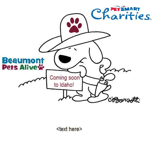 BPA in Boise, Idaho Petsmart Adoption Event! - Beaumont Pets
